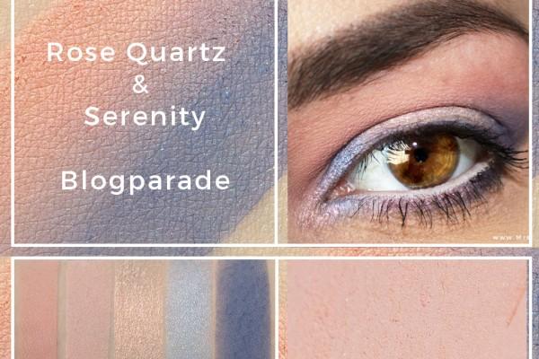 Pantone Rose Quartz und Serenity Blogparade mrsfarbulous