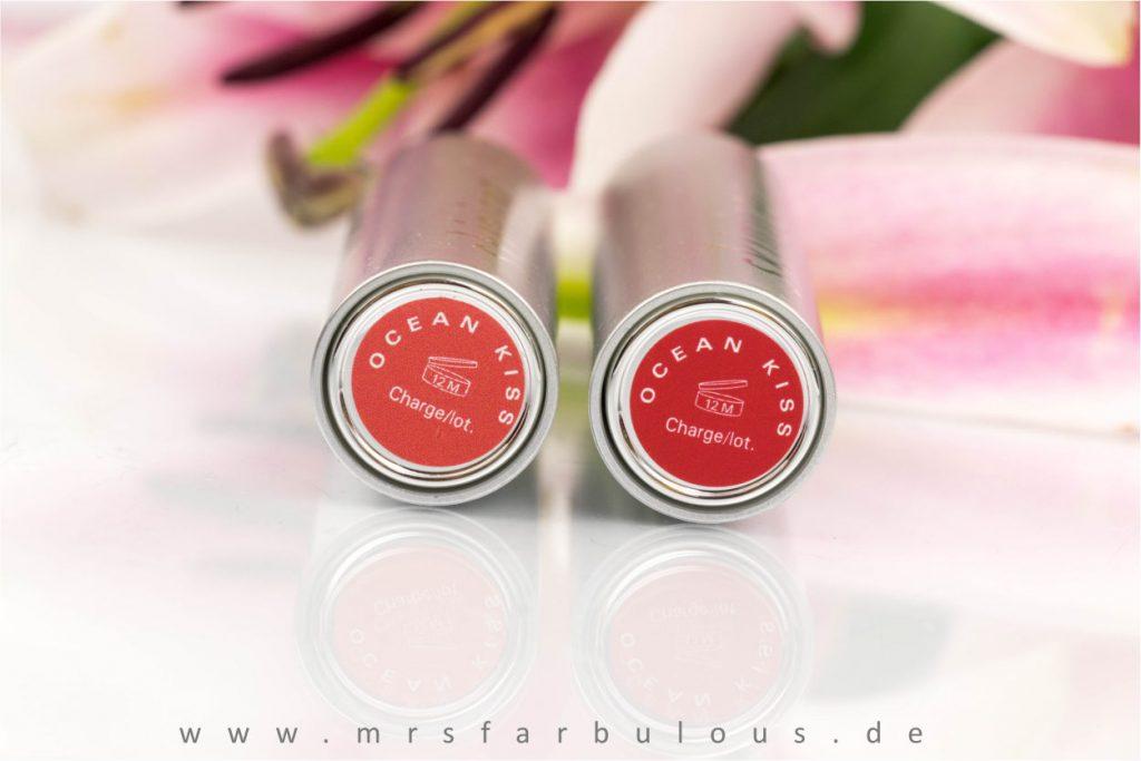 skinicer lippenstift ocean kiss erfahrungsberichte tragebilder herpes mrsfarbulous beauty blog 2