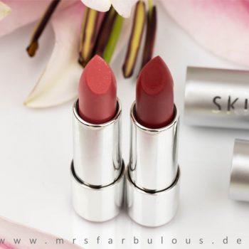 skinicer lippenstift ocean kiss erfahrungsberichte tragebilder herpes mrsfarbulous beauty blog