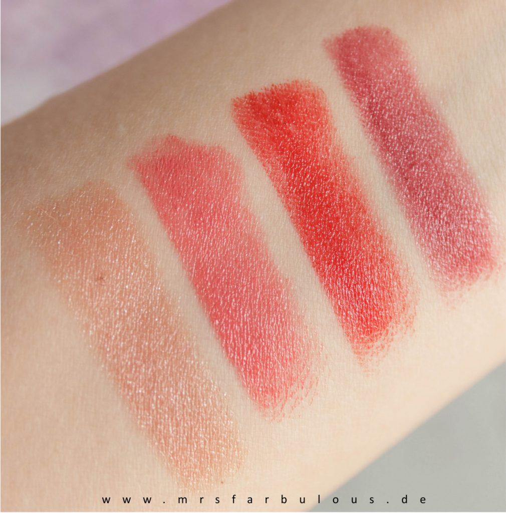 skinicer lippenstift ocean kiss erfahrungsberichte tragebilder herpes mrsfarbulous beauty blog swatches