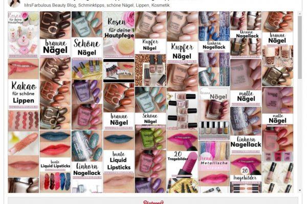 deutsche beauty blogger auf pinterest