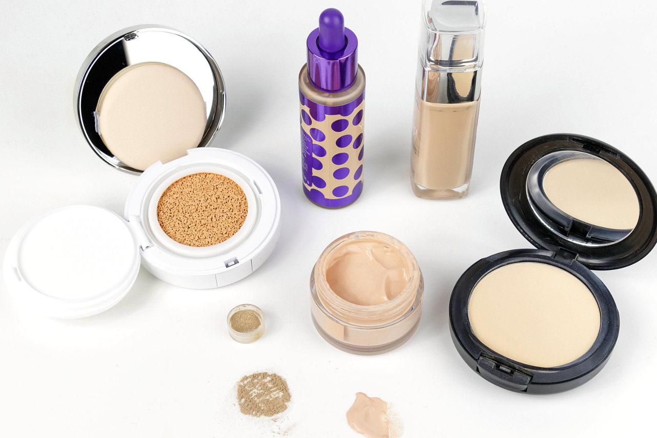 foundation Schminktipps Reihe Make-up Liquid Foundation Puder Foundation Mineral Make Up Mineral Makeup Primer Make Up fürs Gesicht 6