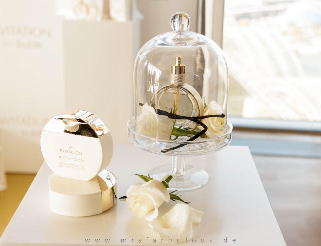 Michael buble Parfum By Invitation Erfahrung Review